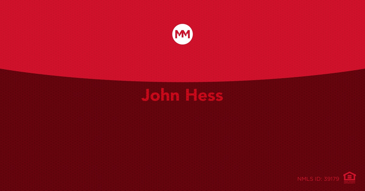 John Hess | Movement Mortgage Loan Officer